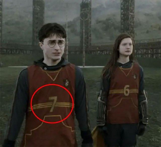 20 прихованих деталей у фільмах про Гаррі Поттера, на які ви не звернули увагу - фото 409040