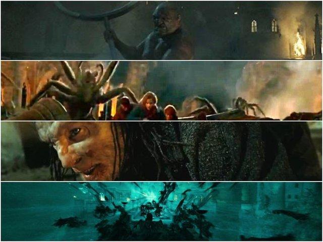 20 прихованих деталей у фільмах про Гаррі Поттера, на які ви не звернули увагу - фото 409042