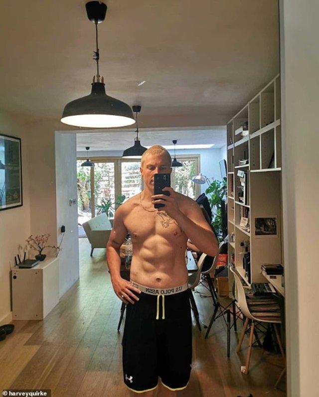 Закомплексований хлопець вагою у 130 кг схуд до невпізнання: промовисті фото - фото 409079