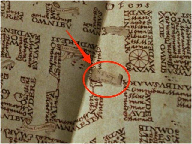 20 прихованих деталей у фільмах про Гаррі Поттера, на які ви не звернули увагу - фото 409109