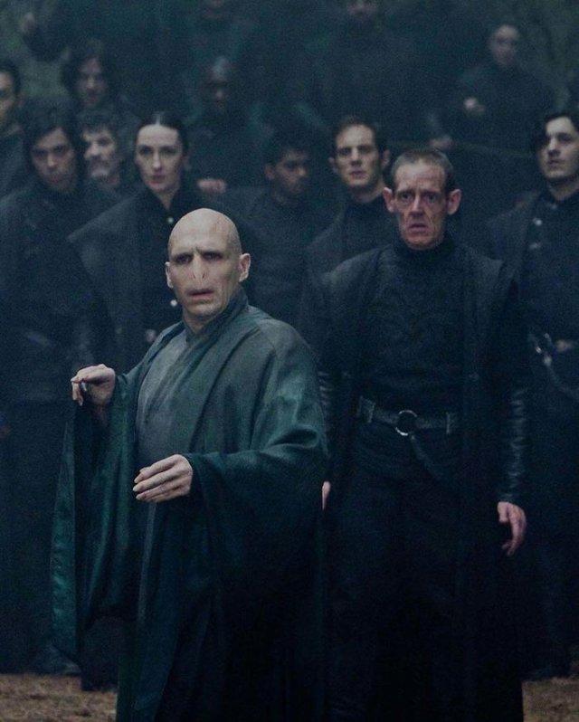 20 прихованих деталей у фільмах про Гаррі Поттера, на які ви не звернули увагу - фото 409116