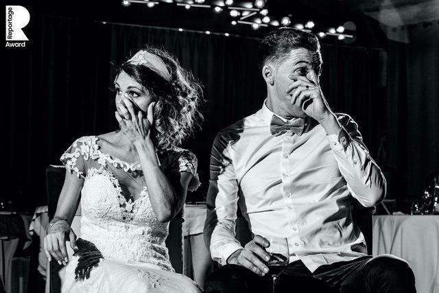 Від сліз до реготу: добірка весільних фото, які не залишать вас байдужими - фото 409290