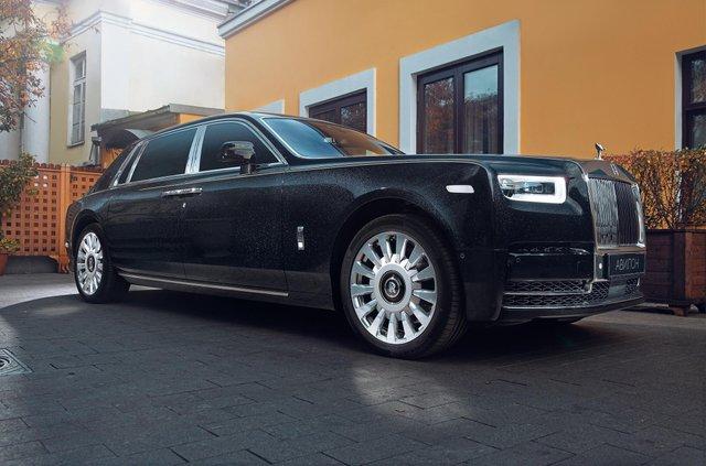 Rolls-Royce Phantom - фото 409463