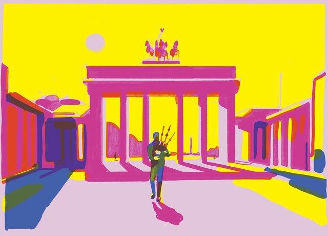 Художники з різних країн світу намалювали листівки на тему пандемії - фото 410056