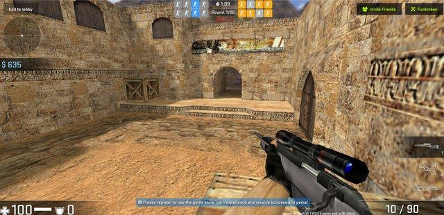 У легендарну Counter-Strike 1.6 можна пограти безкоштовно у браузері - фото 410117