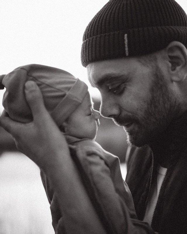 ONUKA разом з чоловіком вперше показали новонародженого сина - фото 410125