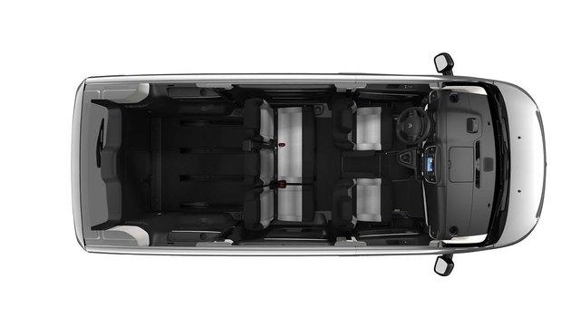 Citroen представила 9-місний електромобіль - фото 410167