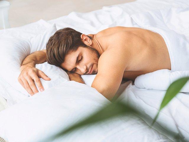 Здоровий сон впливає на пам'ять позитивно - фото 410481