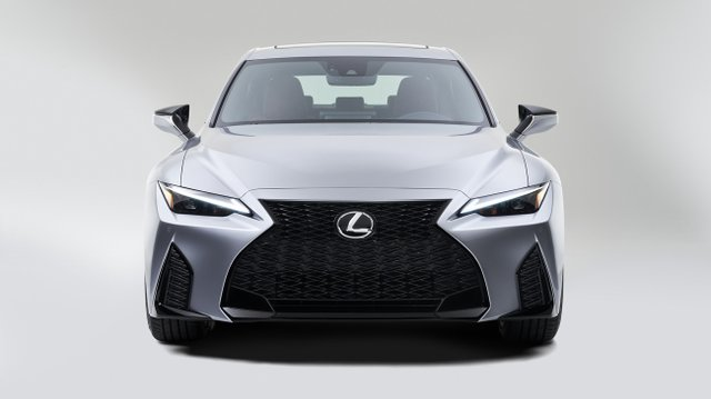 Новий Lexus IS 2021 розсекретили до прем'єри - фото 410505