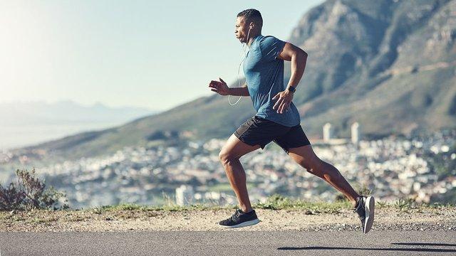 Біг позитивно впливає на ваші емоції - фото 410559