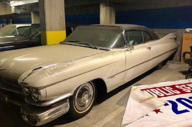 На продаж виставили колекцію вінтажних Cadillac - фото 410661