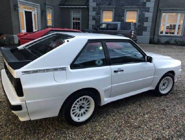 Нову Audi з 80-х хочуть продають за шалену суму: фото - фото 410676