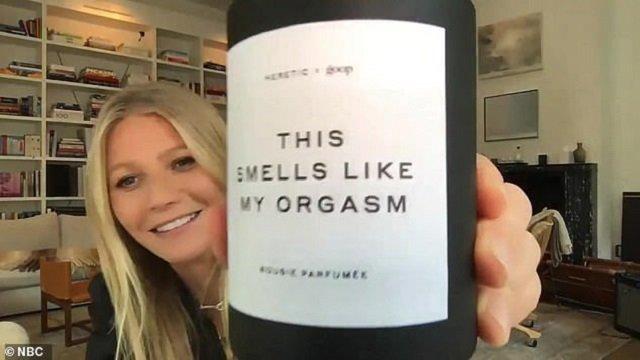 Гвінет Пелтроу випустила свічки з ароматом свого оргазму - фото 410740