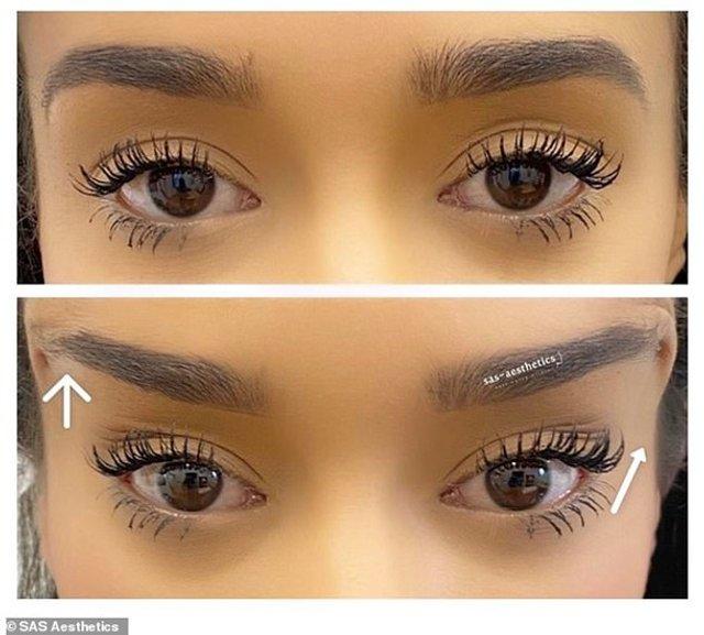 Лисячі очі: новий тренд захопив жінок - фото 410857