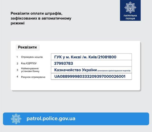 Як сплатити штраф за порушення ПДР, зафіксоване камерами: інструкція - фото 410965