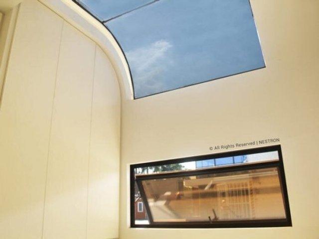 Як виглядає розумний дім на 25 квадратних метрах: фото - фото 411339