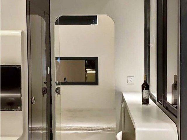 Як виглядає розумний дім на 25 квадратних метрах: фото - фото 411346