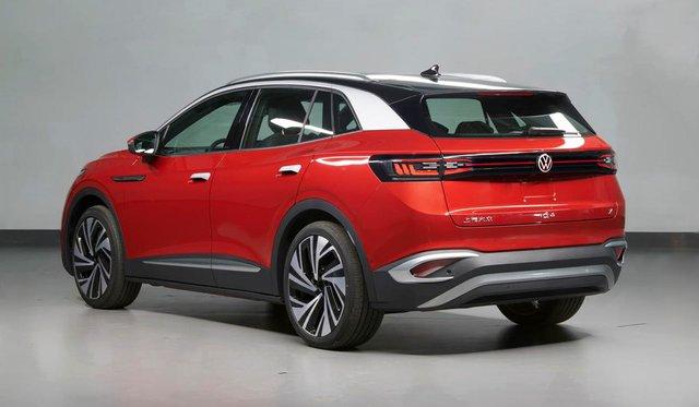 Електричний позашляховик Volkswagen показали на фото - фото 411481