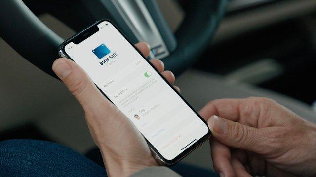 Digital Car Keys: Apple перетворила iPhone в автомобільний ключ - фото 411651