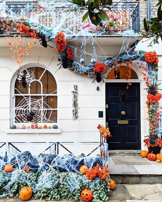Квітучі помешкання Лондона, які приковують погляд (фото) - фото 411726