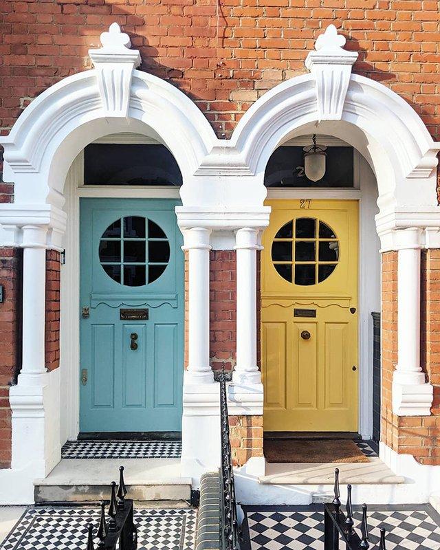 Квітучі помешкання Лондона, які приковують погляд (фото) - фото 411732