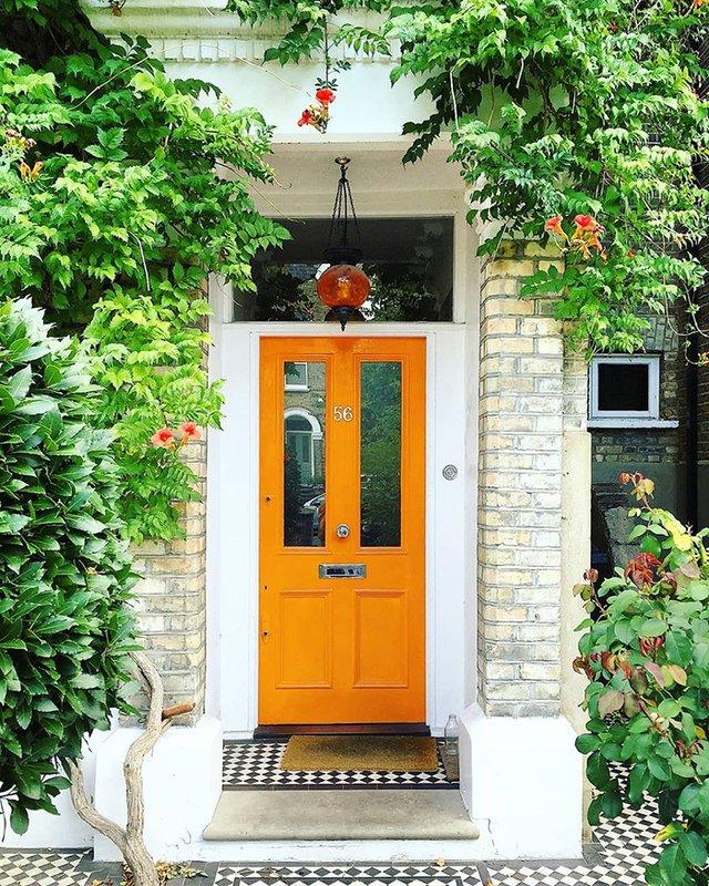 Квітучі помешкання Лондона, які приковують погляд (фото) - фото 411734