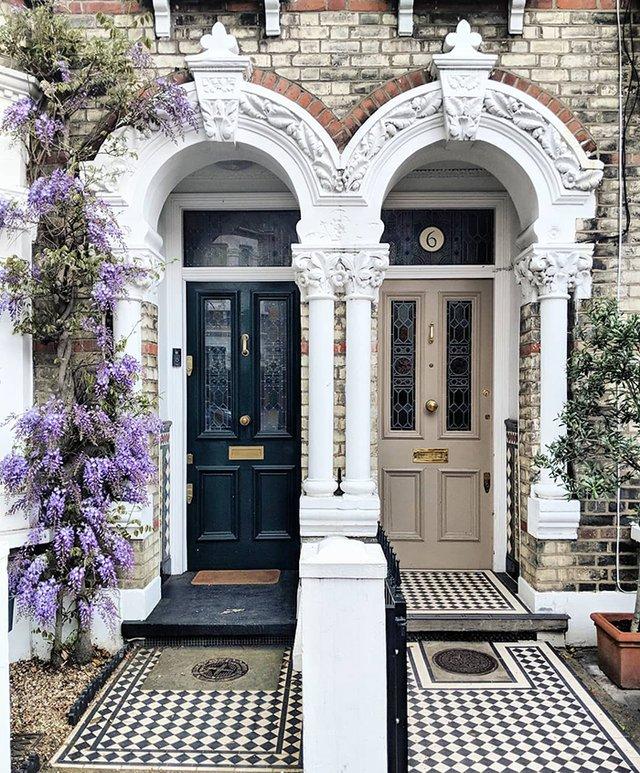 Квітучі помешкання Лондона, які приковують погляд (фото) - фото 411736