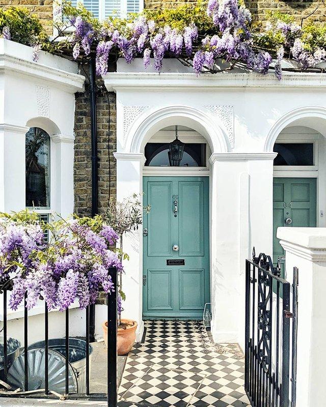 Квітучі помешкання Лондона, які приковують погляд (фото) - фото 411741
