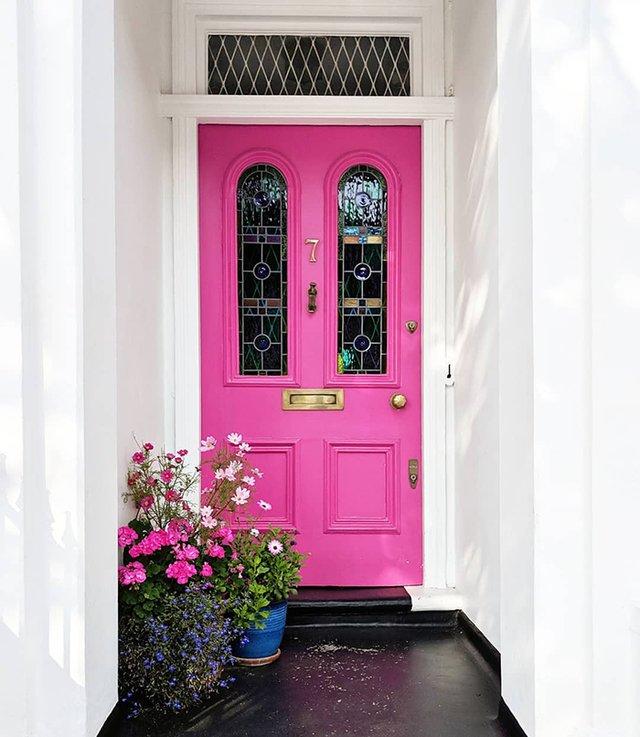 Квітучі помешкання Лондона, які приковують погляд (фото) - фото 411745