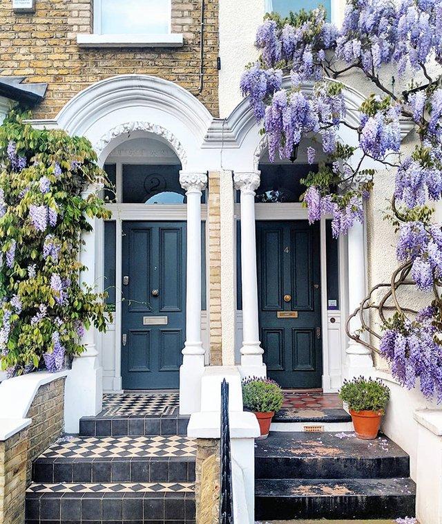 Квітучі помешкання Лондона, які приковують погляд (фото) - фото 411746