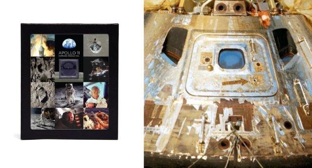 Кістка тиранозавра і фольга з місії Аполлон-11: американський стартап продає рідкісні речі - фото 411985