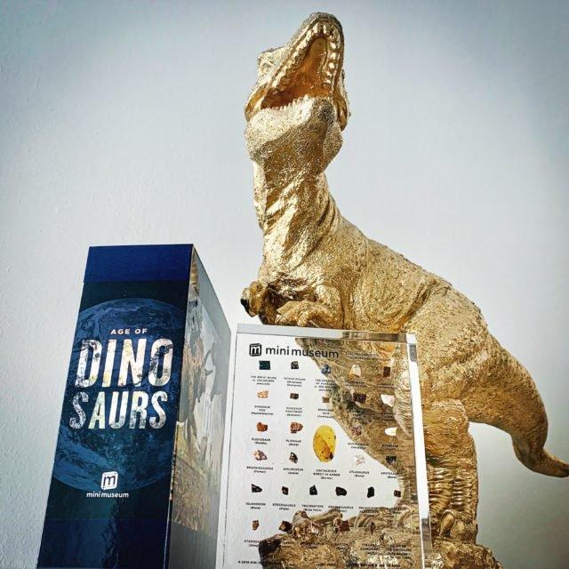 Кістка тиранозавра і фольга з місії Аполлон-11: американський стартап продає рідкісні речі - фото 411986