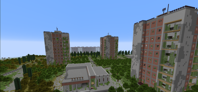 Геймер з Чехії відтворив Чорнобильську АЕС у Minecraft - фото 412061