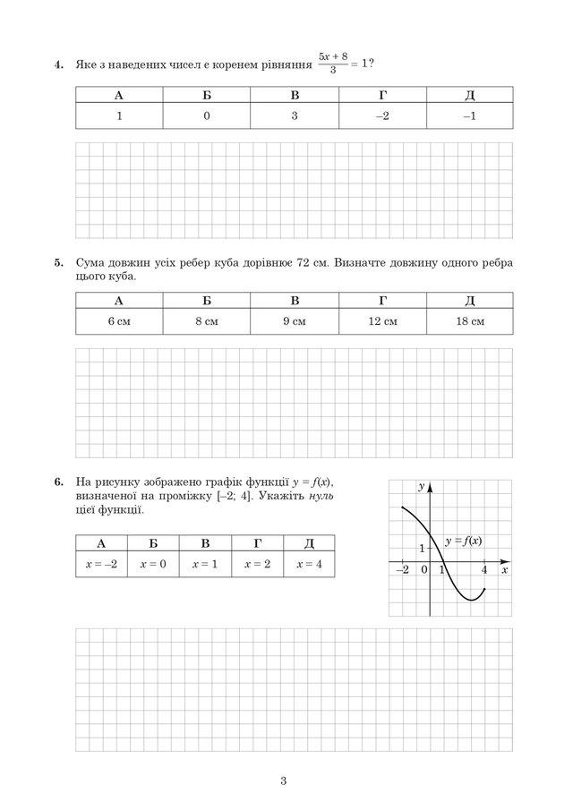 ЗНО 2020 з математики: оприлюднені завдання та задачі з тесту - фото 412340