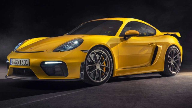 Porsche 718 оснастили незвичним 7-діапазонним роботом - фото 412454
