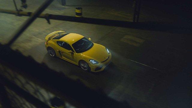 Porsche 718 оснастили незвичним 7-діапазонним роботом - фото 412455