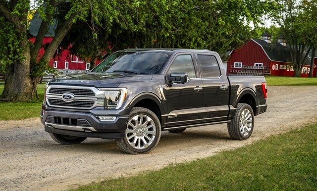 Ford представив чотирнадцяте покоління моделі F-150: фото - фото 412595