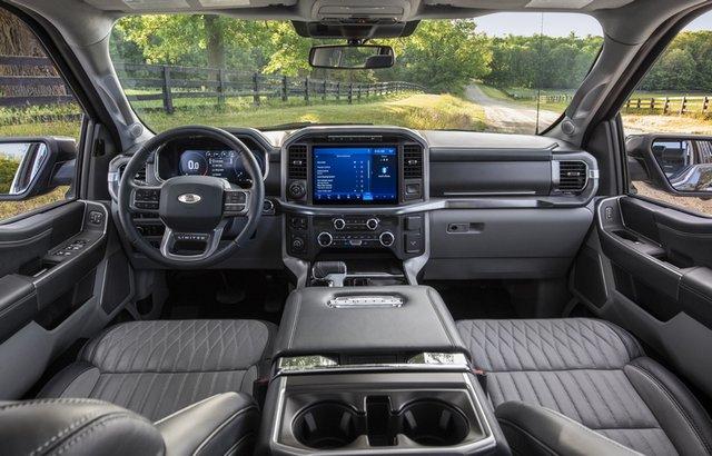 Ford представив чотирнадцяте покоління моделі F-150: фото - фото 412596