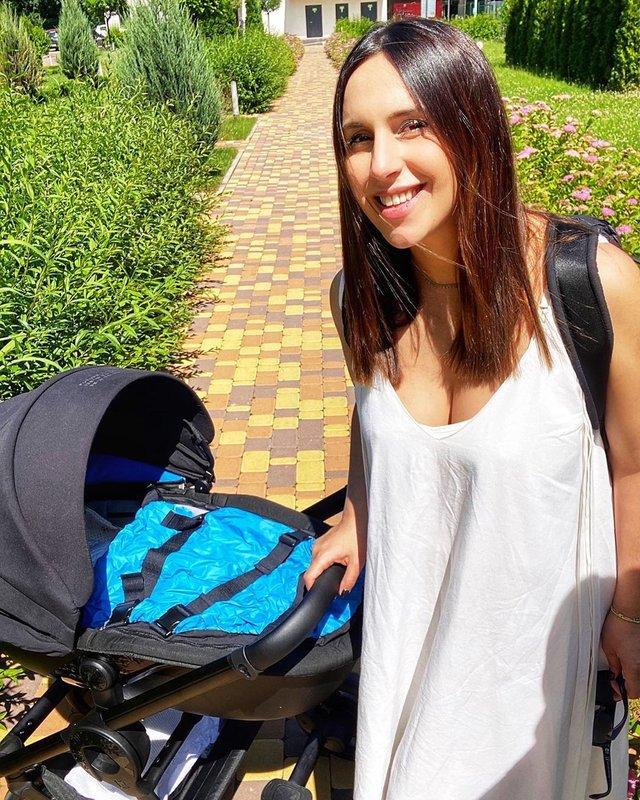 Джамала показала перші фото з новонародженим сином - фото 412829
