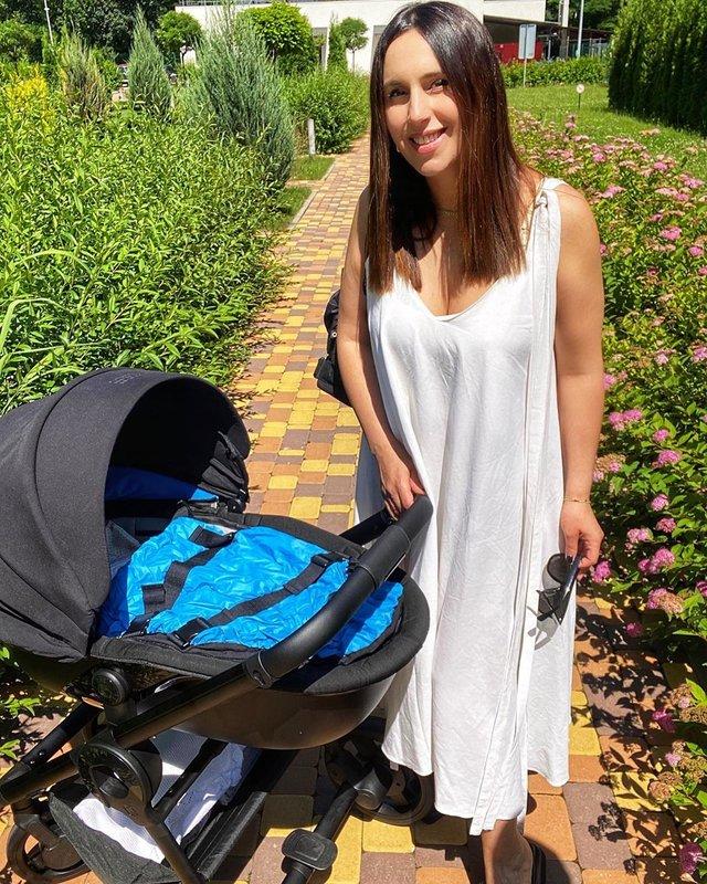 Джамала показала перші фото з новонародженим сином - фото 412830
