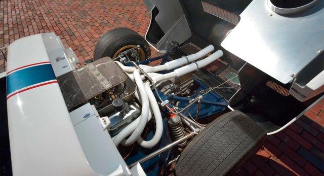 З молотка пустять ексклюзивний Ford GT, який брав участь у Ле-Мані - фото 413130