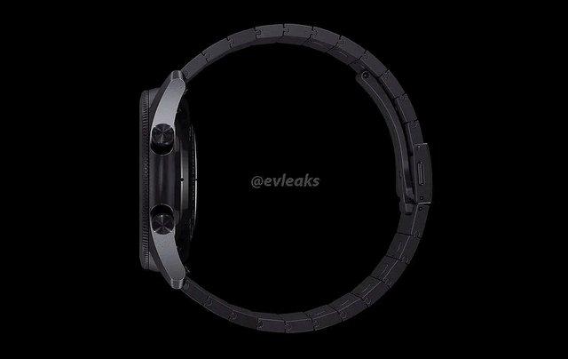 У мережу 'злили' інтерфейс і рендери смарт-годинника Samsung Galaxy Watch 3 - фото 413458