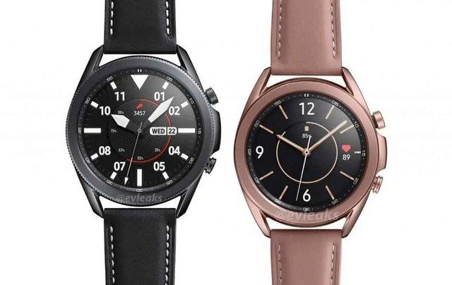 У мережу 'злили' інтерфейс і рендери смарт-годинника Samsung Galaxy Watch 3 - фото 413459