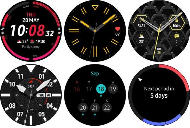 У мережу 'злили' інтерфейс і рендери смарт-годинника Samsung Galaxy Watch 3 - фото 413460