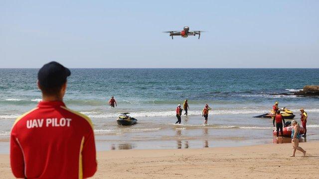Дрони замінять вертольоти - фото 413683