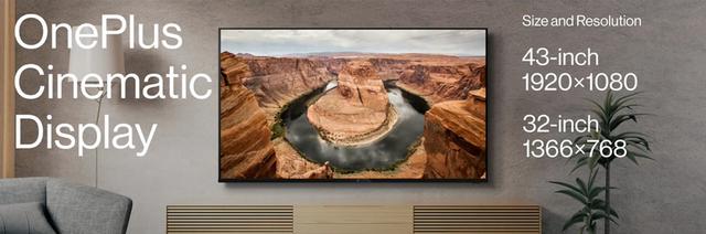 OnePlus представила лінійку телевізорів: смачна ціна та Android TV - фото 413697