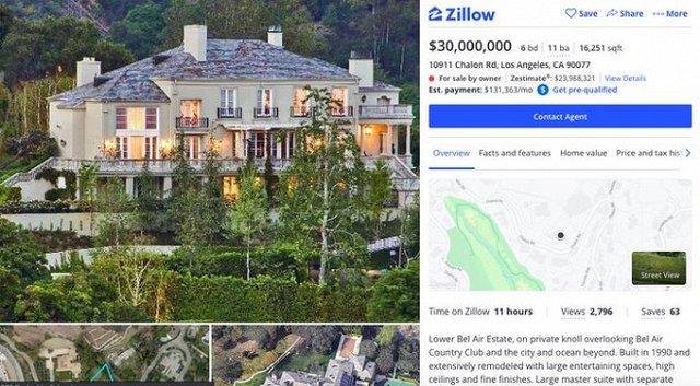 Ілон Маск продає свої будинки: названа причина - фото 413786