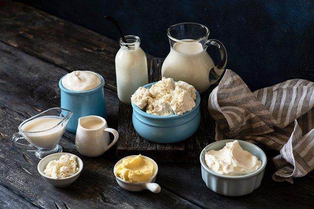 Не забувайте про молочні продукти - фото 413884