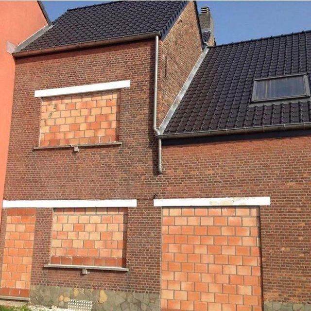 Потворна бельгійська архітектура, яка дивує: епічні фото - фото 414092