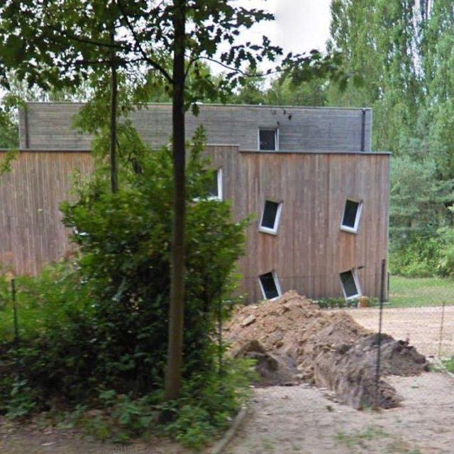 Потворна бельгійська архітектура, яка дивує: епічні фото - фото 414097